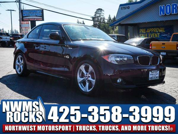 2012 *BMW 128* I RWD -