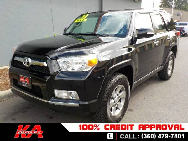 2010 Toyota 4Runner 4x4