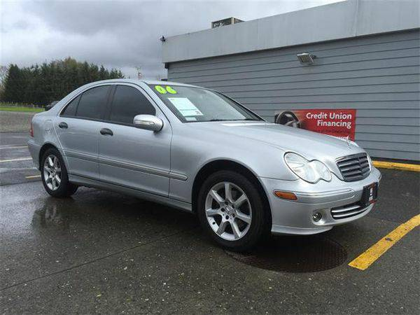 2006 *Mercedes-Benz* *C-Class* C230 Sport - CALL/TEXT TODAY!
