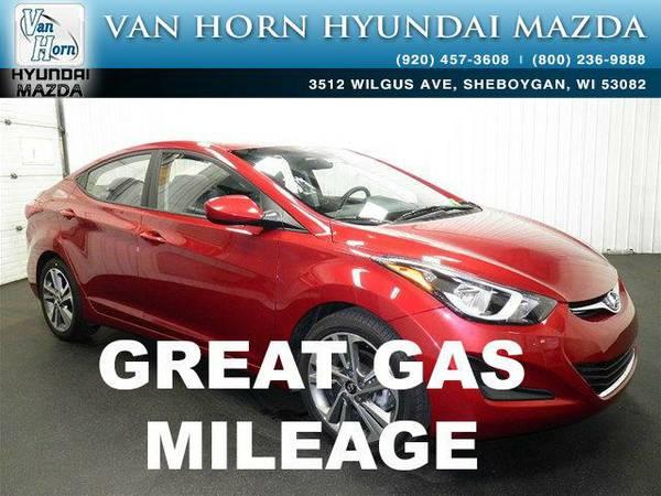 2016 *Hyundai Elantra* SE - Venetian Red BAD CREDIT OK!