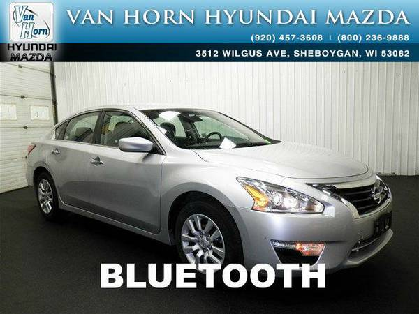 2015 *Nissan Altima* 2.5 S - Brilliant Silver BAD CREDIT OK!