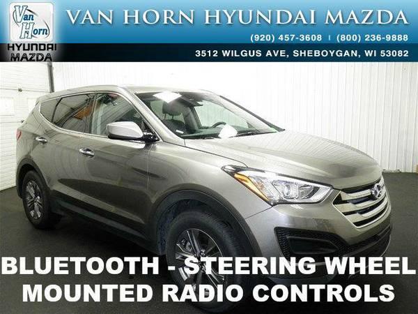 2016 *Hyundai Santa Fe Sport* 2.4L - Mineral Gray BAD CREDIT OK!