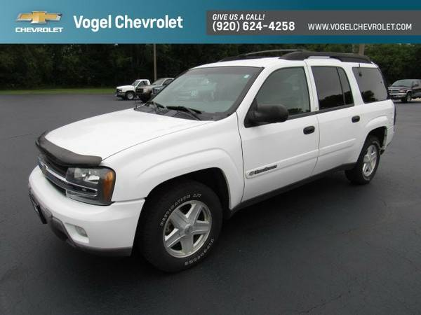 2003 Chevrolet TrailBlazer EXT LT SUV TrailBlazer Chevrolet