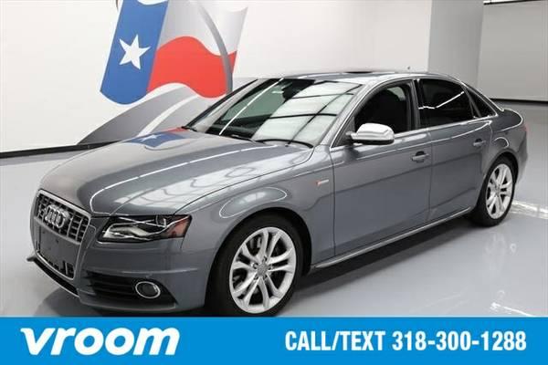 2012 Audi S4 3.0 Premium Plus 7 DAY RETURN / 3000 CARS IN STOCK