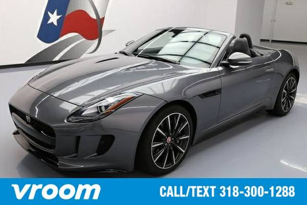 2016 Jaguar F-TYPE 2dr Convertible 6M 7 DAY RETURN / 3000 CARS IN STOC