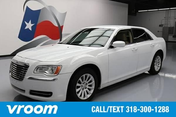 2012 Chrysler 300 7 DAY RETURN / 3000 CARS IN STOCK