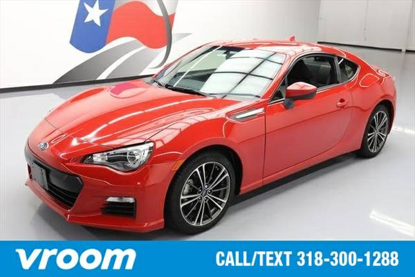 2015 Subaru BRZ Premium 2dr Coupe 7 DAY RETURN / 3000 CARS IN STOCK