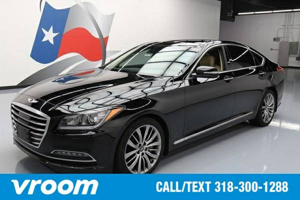 2015 Hyundai Genesis 5.0 4dr Sedan Sedan 7 DAY RETURN / 3000 CARS IN S