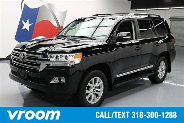 2016 Toyota Land Cruiser AWD 4dr SUV SUV 7 DAY RETURN / 3000 CARS IN S