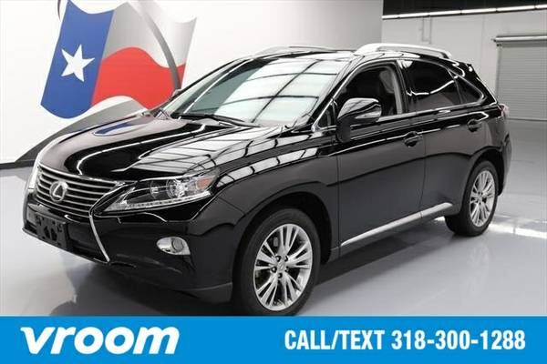 2013 Lexus RX 350 4dr SUV SUV 7 DAY RETURN / 3000 CARS IN STOCK