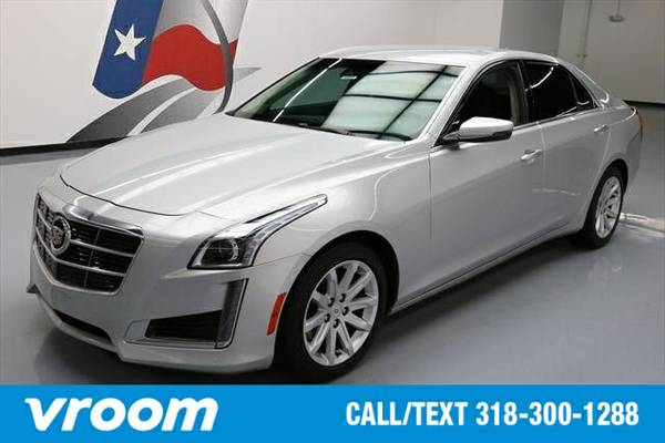 2014 Cadillac CTS 3.6L Luxury 7 DAY RETURN / 3000 CARS IN STOCK