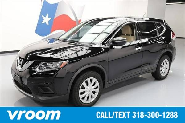 2015 Nissan Rogue 7 DAY RETURN / 3000 CARS IN STOCK