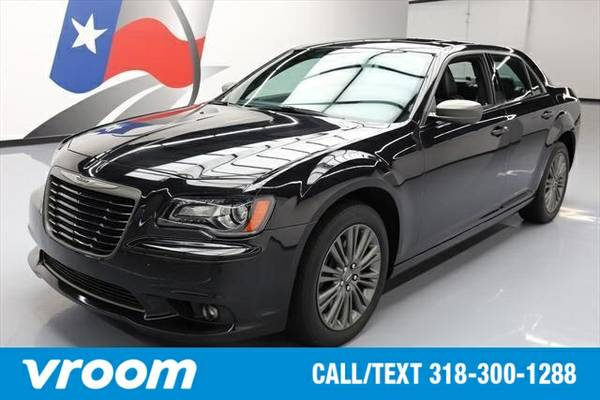 2014 Chrysler 300C John Varvatos Luxury 7 DAY RETURN / 3000 CARS IN ST