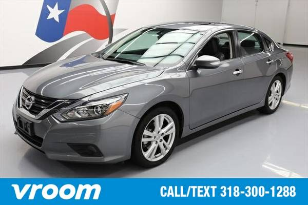 2016 Nissan Altima 7 DAY RETURN / 3000 CARS IN STOCK