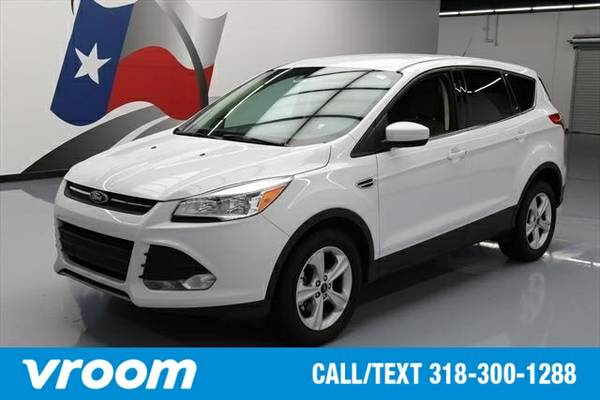 2014 Ford Escape SE 7 DAY RETURN / 3000 CARS IN STOCK