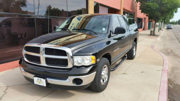2004 DODGE RAM 2500 QUAD CAB, ONLY 79K MILES, SHOWROOM CLEAN!