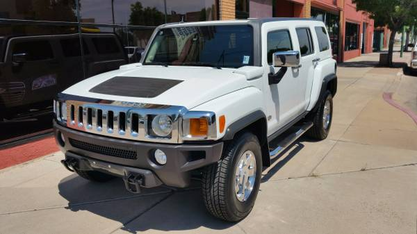 2006 HUMMER H3 4 WHEEL DRIVE LUXURY EDITION