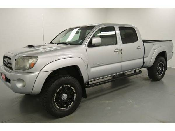 2009 *Toyota Tacoma* 4WD Double LB V6 AT (Natl) - (SILVER) 6