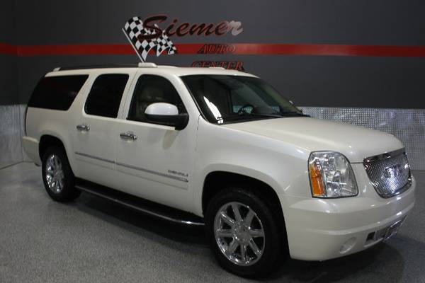 2011 GMC Yukon DENALI*PEARL WHITE, ALLOY WHEELS, LEATHER/HEATED SEATS*