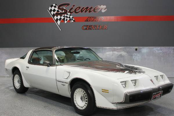 1980 Pontiac Trans AM*THIS ONE IS A MUST SEE! TEST DRIVE TODAY! CALL!