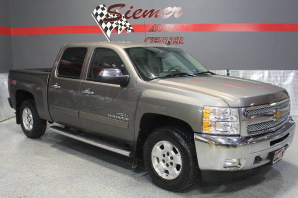 2013 Chevrolet Silverado*WE WANT YOUR TRADE, WE FINANCE,