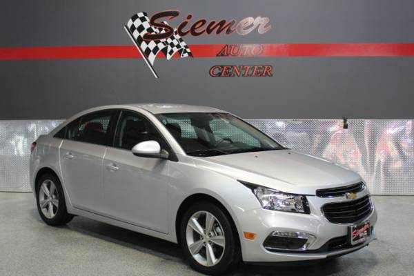 2015 Chevrolet Cruze*WE FINANCE, RATES AS LOW AS 2.9%,