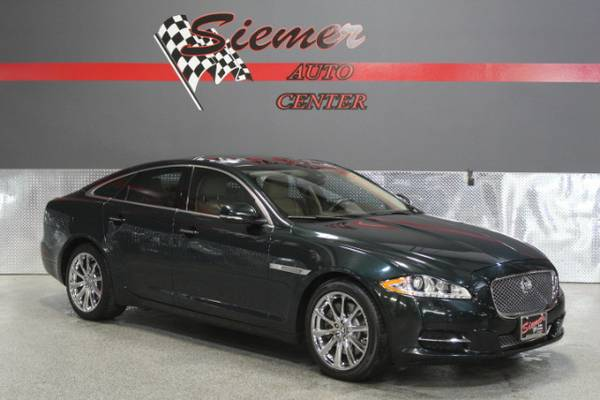 2011 Jaguar XJ*ALLOY WHEELS, LEATHER/HEATED SEATS, NAVAGATION, & MORE*
