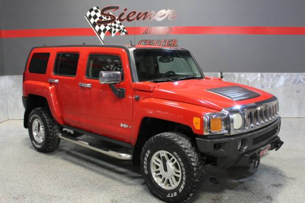 2006 HUMMER H3*BE THE ENVY OF ALL YOUR FRIENDS, CALL US