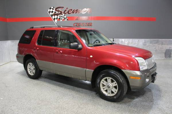 2003 Mercury Mountaineer*BIG TIME DEALS, SMALL TOWN VALUES, CALL US*