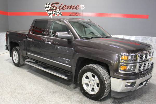 2015 Chevrolet Silverado 1500*CALL US TODAY & TEST DRIVE THIS ONE!*
