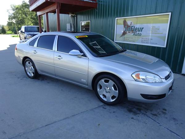 2006 CHEVROLET IMPALA Loaded SS, LOCAL TRADE, Runs Grea