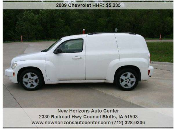 2009 Chevrolet HHR Panel LS 4dr Wagon Auto 4-Spd I4 CLEARANCE SALE)