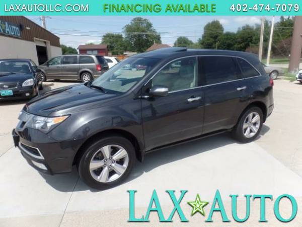 2013 Acura MDX w/Tech Package * 55,787 miles * Navi! Back up Cam