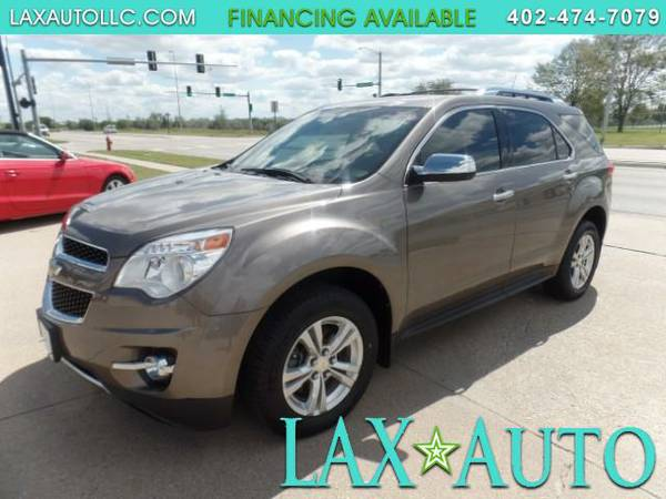 2011 Chevrolet Equinox LTZ AWD* Only 36K Miles! 1-Owner! Back up cam!