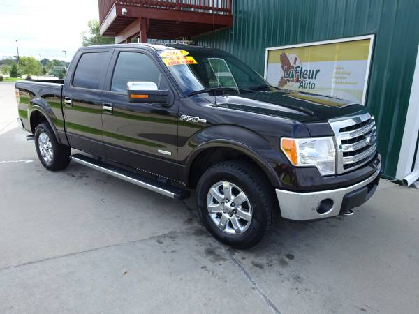 2013 FORD F150 4x4, Fully Loaded, Lariat, Like Brand New!!!