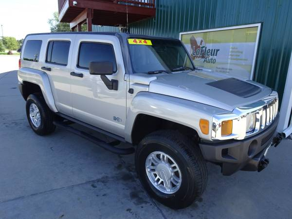 2006 HUMMER H3 Super Clean, Fully Loaded, Low Miles, Like New!!!
