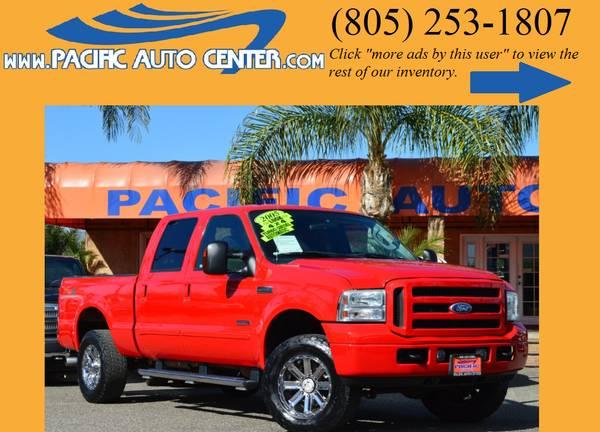*2005 Ford F250 Diesel Truck XLT 4x4 Ford F250 Truck # 14971*