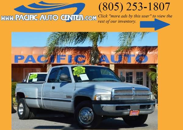 *1999 Dodge Ram 3500 Diesel Truck Laramie SLT Ram 3500 # 14538*