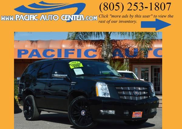 ***2013 Cadillac Escalade Premium Cadillac SUV Stock # 14748***