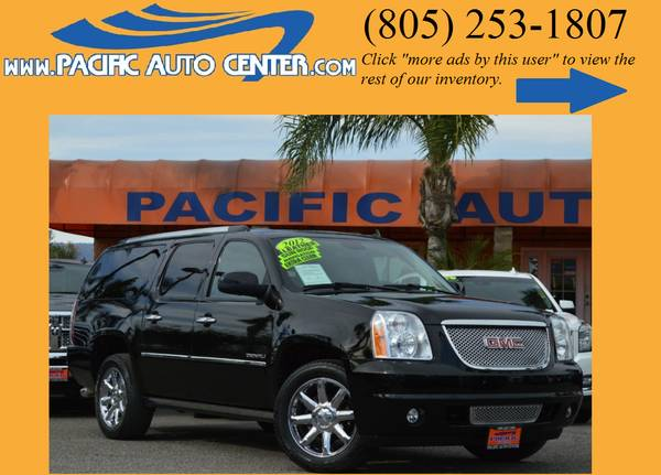***2012 GMC Yukon Denali GMC Yukon SUV Stock # 14369A***