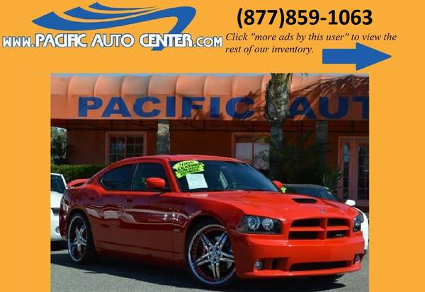 *2009 Dodge Charger SRT8 Hemi Dodge Charger Sedan # 15409*