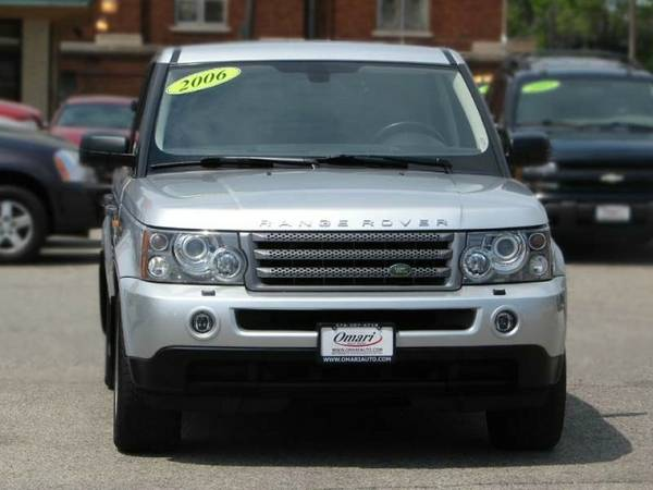 2006 Land Rover Range Rover Sport HSE . WE Finance Any Credit! As low