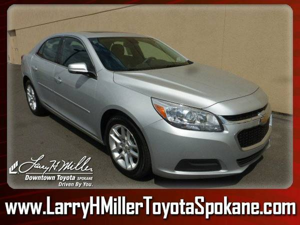 2014 Chevrolet Malibu 4dr Car, Used