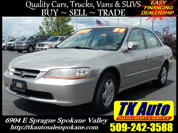 1999 Honda Accord #3862 =★= Trade-ins welcome
