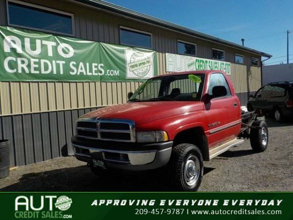 2002 Dodge Ram BR2500 Approving Everyone Everyday!!! Auto Credit Sales