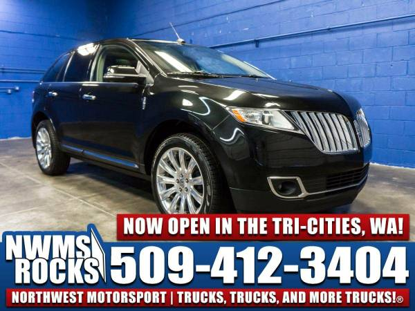 2014 *Lincoln MKX* AWD - Steering Audio Controls! 2014 Lincoln MKX AWD