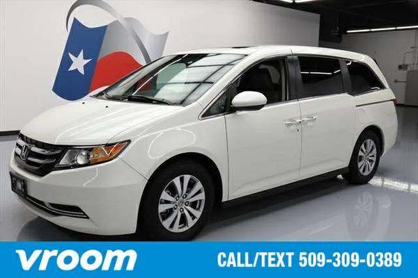2015 Honda Odyssey EX-L 7 DAY RETURN / 3000 CARS IN STOCK