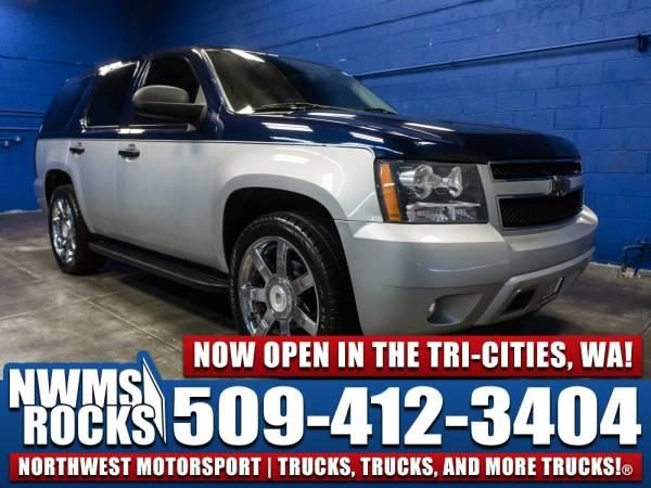 2010 *Chevrolet Tahoe* 1500 4x4 - Power Driver Seat! 2010 Chevrolet Ta