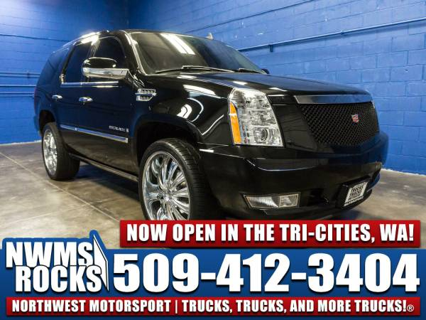 2007 *Cadillac Escalade* Luxury AWD - 2007 Cadillac Escalade Luxury AW