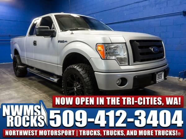 2009 *Ford F150* STX 4x4 - 2009 Ford F-150 STX 4x4 Truck w/ Steering A
